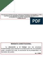 PED Y METODOLOGIA.odp