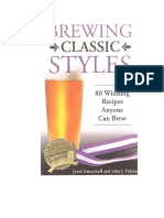 Brewing Classic Styles - 00 Copy
