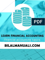 Bilal Ahmed Shaik Accounting Basics