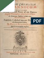 Theatricum Chemicum Brittanicum