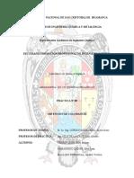 Práctica Nº 9 de Quimica Organica II - 2016