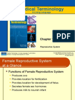 Lecture 10 - Reproductive System