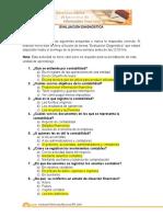 Cuestionario Evaluación Diagnostica 2