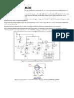 12au7-6111 valve caster r2