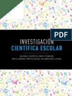 Guía Proyectos de Ciencias