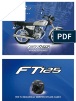 Manual de Reaparacion Ft125