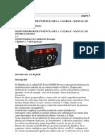 Manual PQM II en Español