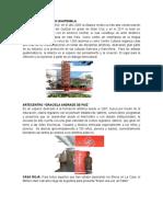 Centros Culturales Guatemala