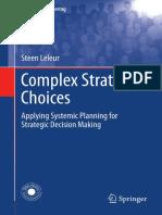 Complex Strategic Choices.pdf