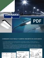 Luminarias - Edificaciones