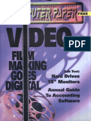 1998-05 The Computer Paper - Ontario Edition pdf | Personal