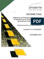Estudio Del Ruido Carreteras y Autopistas