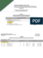 Lista de beneficiarios del DS Nº 239-2016-EF, sólo sector EDUCACIÓN TACNA