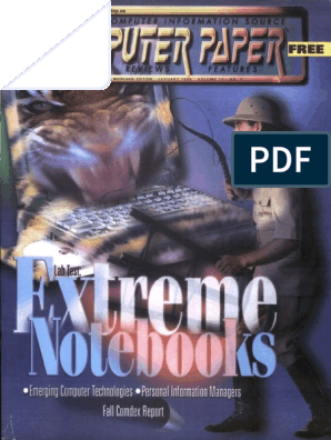 1998-01 the Computer Paper - BC Edition | Digital Camera