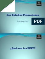 3 Los Estados Financieros