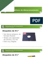 6. Dispositivos de Almacenamiento