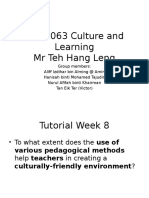 EDU Week 8