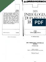 Dumitru Draghicescu - Din Psihologia Poporului Roman