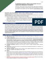 Guidelines Postgrad 2017