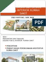 02.PRINSIP DASAR dan PENGERTIAN DESAIN FISIK & INTERIOR RS.pptx