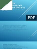 Kinesiología postoperatoria en cicatriz en cáncer de mama.pptx