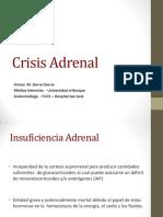 Crisis Adrenal Ok