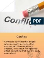 Conflict Final Ob Ppt