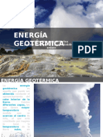 Geotermia Final