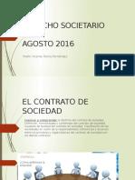Aspectos Generales de las sociedades mercantiles