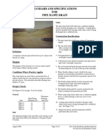 STANDARD AND SPECIFICATIONS for pipe slope drain.pdf