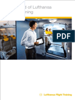 Lufthansa Training Brochure