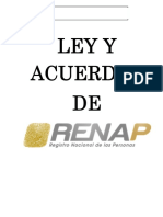 Leyes de Registro Nacional de las Personas RENAP Público.pdf