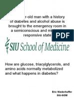 Reg Metabolism Diabetes