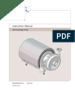 Instruction Manual Lkh Centrifugal Pump