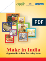 6175_1_CII - YES Bank Report on Food Processing in India