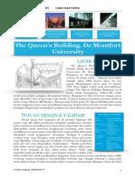 Queen Building,De Montfort University