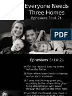 Everyone Needs 3 Homes