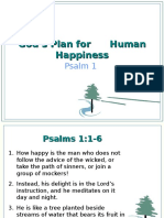 Gods Plan for Happiness Ps 1