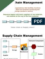 12. Supply Chain Management