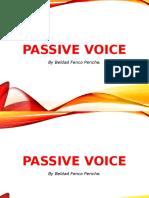 Passive Voice Class