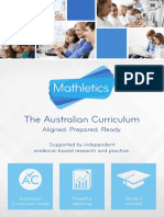 mathletics curriculum