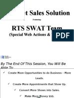 RTS SWAT Team 2 Day ISM Workshop v1.1