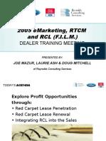2004 KIA Sales Academy Summary-RCS