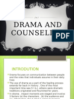 Drama and Counseling