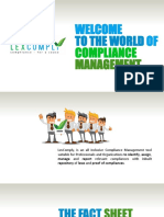 Compliance Management System - LexComply
