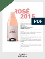 Ficha Rose