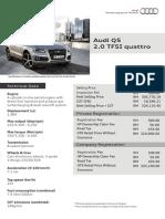 Q5 2.0 PRICE