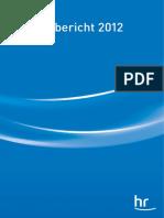 Hr Jahresbericht 2012 Web
