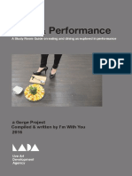 Food & Performance