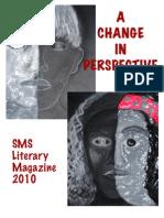 SMS Literary Magazine 2010